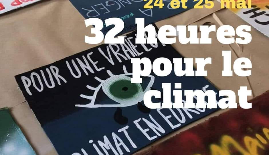 Read more about the article 32 Hours for Climate
