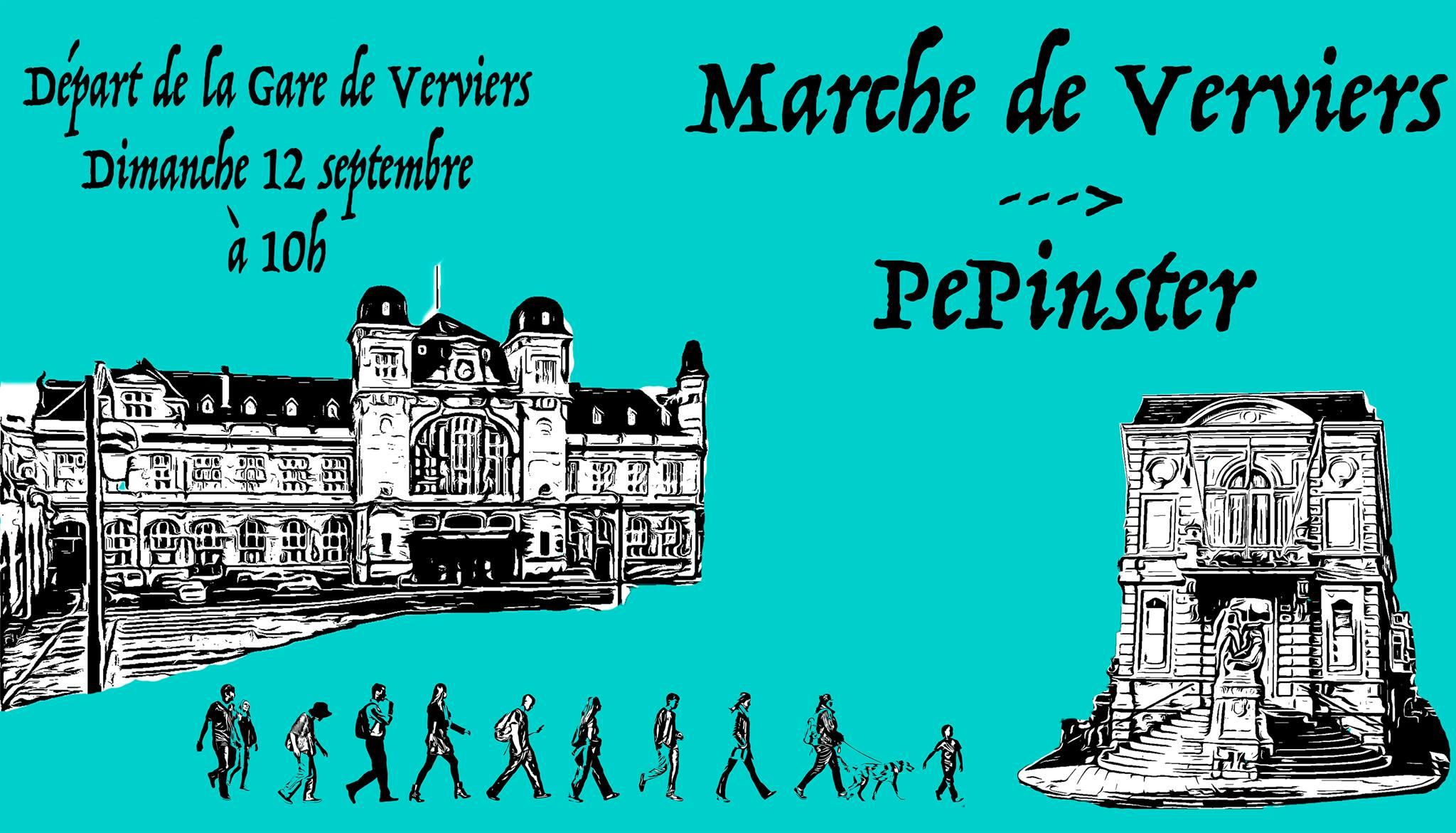 Read more about the article 12/09 – Marche solidaire à Verviers